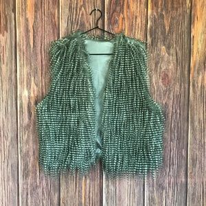 Fashion Bug Faux Fur Vest
